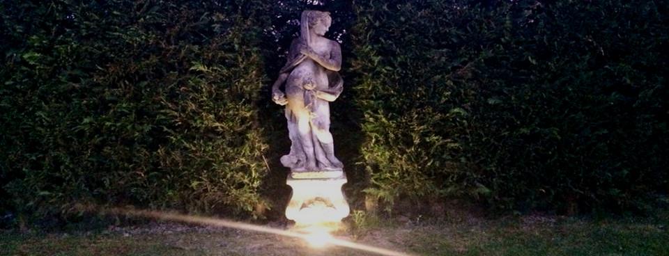 illuminazione-statua